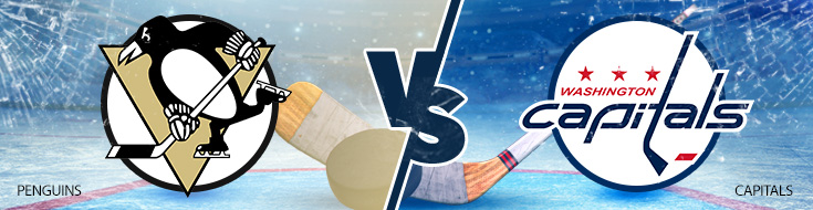 NHL Betting Pittsburgh Penguins vs. Washington Capitals – Wednesday, October 11th