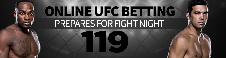 UFC Fight Night 119 Betting Odds and Main Card Analysis