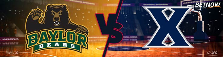 Baylor Bears vs. Xavier Musketeers – Tuesday, November 28th