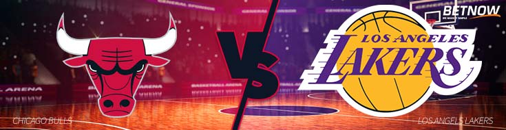 NBA Odds Chicago Bulls vs. Los Angeles Lakers – Tuesday, November 21st