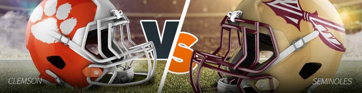 Clemson Tigers vs. Florida State Seminoles Betting Odds – Saturday, November 11th