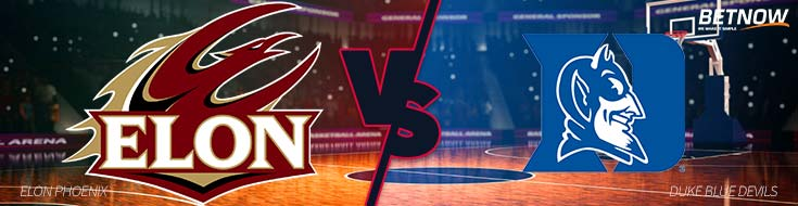 Elon Phoenix vs. Duke Blue Devils – Friday, November 10th