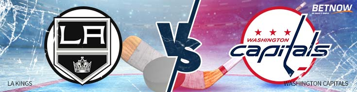 Hockey Betting Online Los Angeles Kings vs. Washington Capitals – Thursday, Nov. 30th