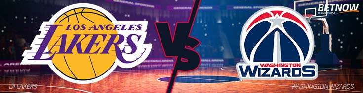 Los Angeles Lakers vs. Washington Wizards Online Betting – Thursday, November 9th