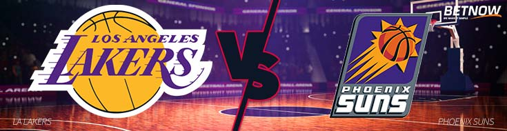 Betting NBA Los Angeles Lakers vs. Phoenix Suns – Monday, November 13th