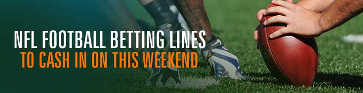 NFL Football Betting Lines for Week 11