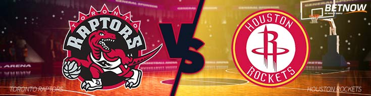 NBA Odds Toronto Raptors vs. Houston Rockets – Tuesday, November 14th