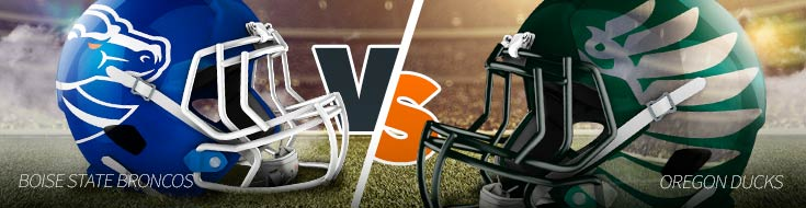Las Vegas Bowl Betting Odds Boise State Broncos vs. Oregon Ducks – Saturday, December 16th