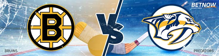 Hockey betting odds - Boston Bruins vs. Nashville Predators – Monday, December 4th