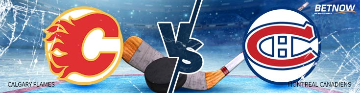 BetNow Sportsbooks Hockey Odds - Calgary Flames vs. Montreal Canadiens – Thursday, Nov.  7th