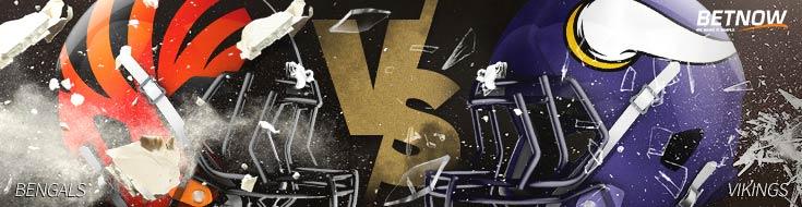NFL Week 15 Odds and Analisys Cincinnati Bengals vs. Minnesota Vikings – Sunday, December 17th