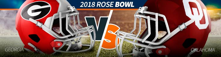 2018 Rose Bowl – Georgia vs. Oklahoma – Monday, January 1st