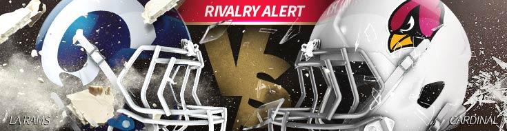 NFL Week 13 Odds Betting - Los Angeles Rams vs. Arizona Cardinals – Sunday, December 3rd