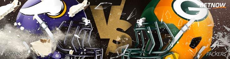 NFL Week 16 Betting Online Odds Minnesota Vikings vs. Green Bay Packers – Saturday, December 23rd