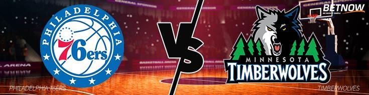 Philadelphia 76ers vs. Minnesota Timberwolves – Tuesday, Dec. 12th