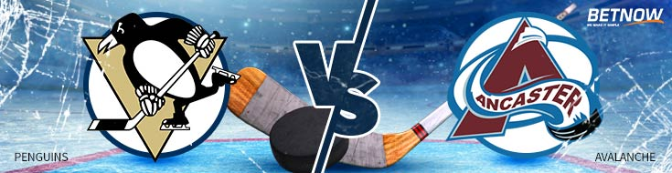 Hockey Betting Odds Pittsburgh Penguins vs. Colorado Avalanche – Monday, Dec. 18th
