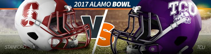 2017 Alamo Bowl Betting Lines Stanford vs. TCU