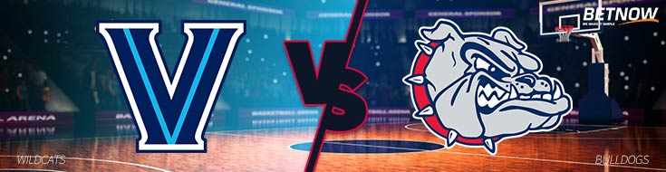 NCAA Basketball Odds Villanova Wildcats vs. Gonzaga Bulldogs – Jimmy V Classic – Tuesday, December 5th