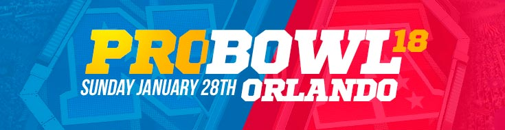 2018 Pro Bowl Betting