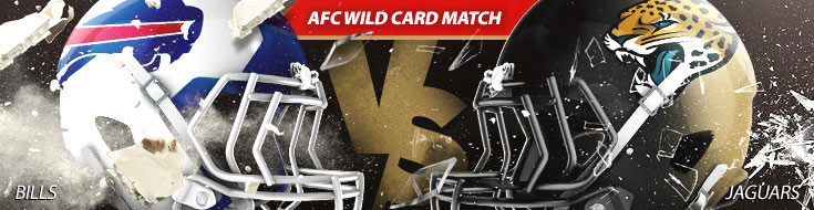 WildCar Betting Games - Buffalo Bills vs. Jacksonville Jaguars – Sunday, January 7th