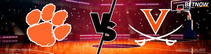 NCAAB Betting Clemson Tigers vs. Virginia Cavaliers – Tuesday, January 23rd