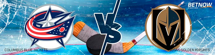 Betting on Hockey Columbus Blue Jackets vs. Vegas Golden Knights – Tues., Jan. 23rd