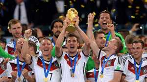 World Cup Betting - Germany Odds Favorites