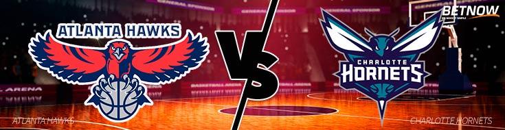 Atlanta Hawks vs. Charlotte Hornets
