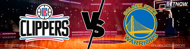 NBA Betting Los Angeles Clippers vs. Golden State Warriors – Wed., Jan. 10th