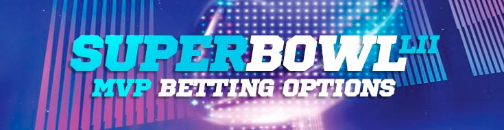Super Bowl LII MVP Betting Odds