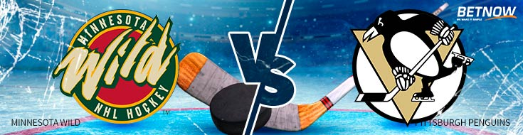 Hockey Betting Minnesota Wild vs. Pittsburgh Penguins – Thursday, January 25th