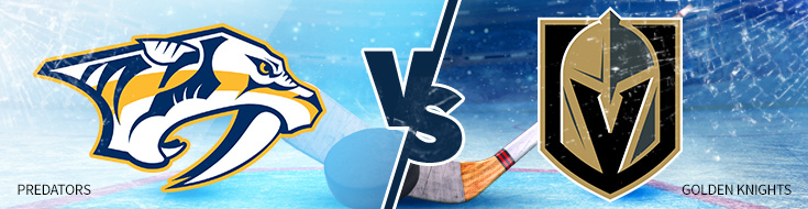 Nashville Predators vs. Vegas Golden Knights – Tuesday, Jan. 2nd