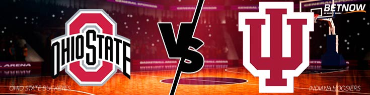 NCAA Basketball Betting Ohio State vs. Indiana Basketball – Tuesday, January 30th