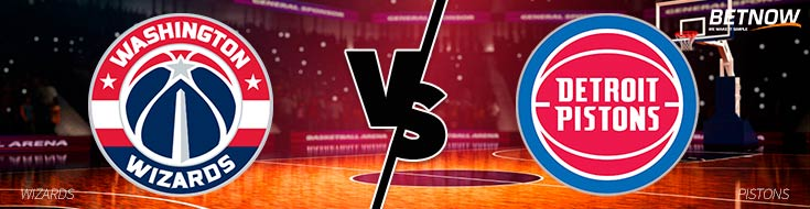 NBA Odds Washington Wizards vs Detroit Pistons Friday January19th