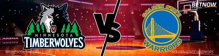 Minnesota Timberwolves vs. Golden State Warriors – Thu., Jan. 25th