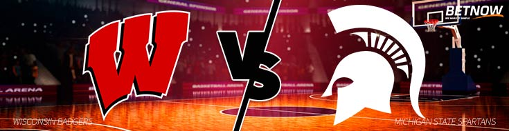 Wisconsin vs. Michigan State Basketball Betting