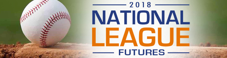 2018 National League Future Odds