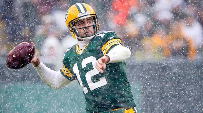 Aaron Rodgers - Green Bay Packers - 2019 Super Bowl Betting Favorites - Super Bowl LIII Betting