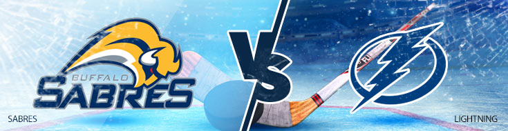 Wednesday, February 28 - Buffalo Sabres vs. Tampa Bay Lightning - Hockey Betting Odds & Preview