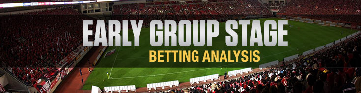 Early Group Stage Betting Analysis Group B - 2018 World Cup