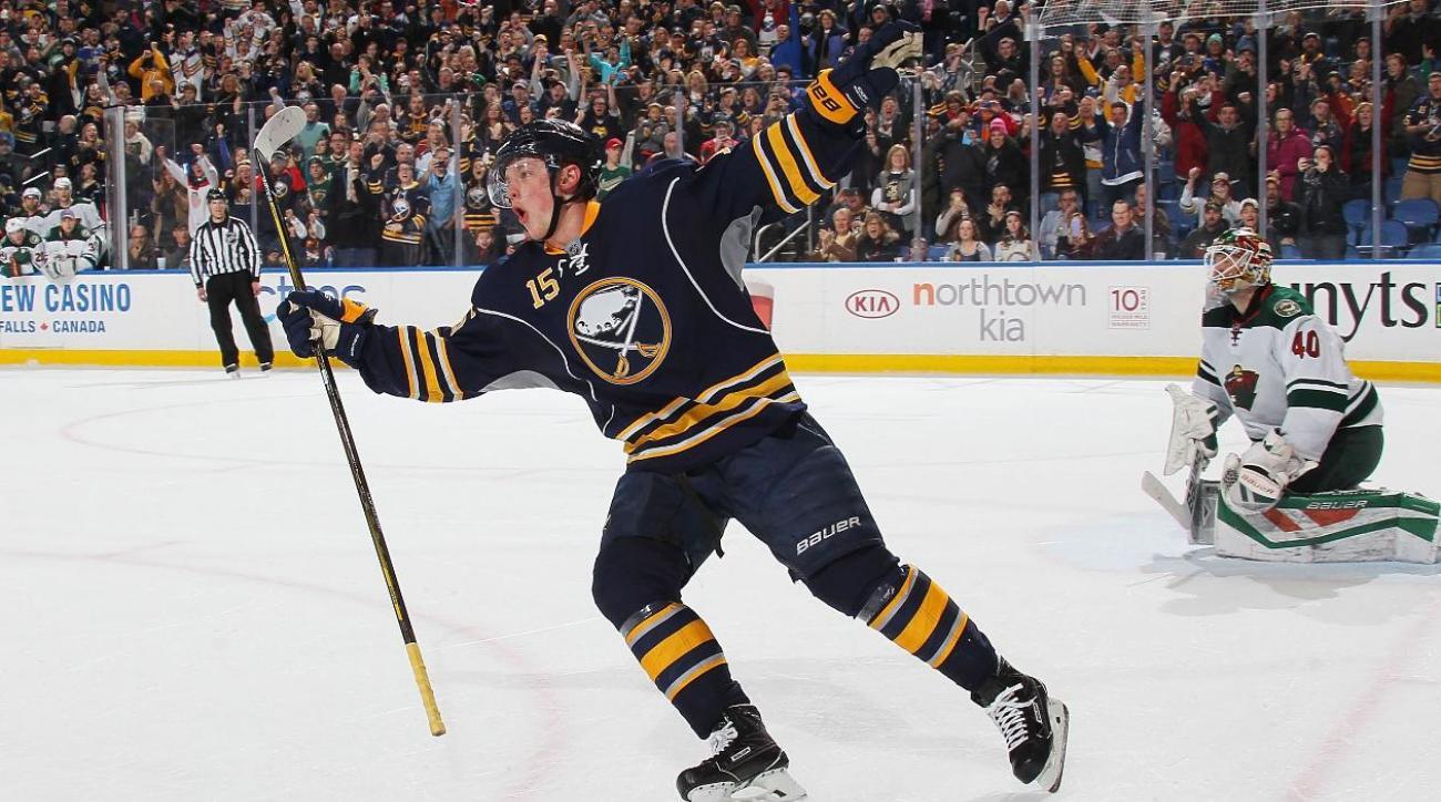 Jack Eichel - Buffalo Sabres vs. Tampa Bay Lightning