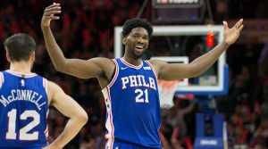 Embiid Philadelphia 76ers