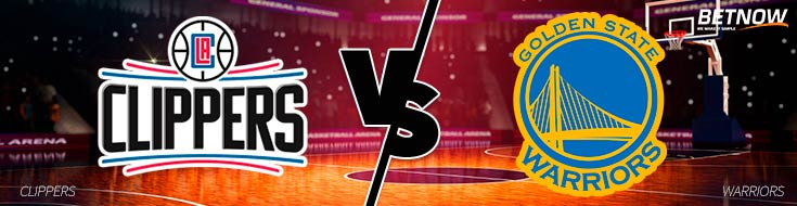 Thursday, February 22 - Los Angeles Clippers vs. Golden State Warriors - Online Betting NBA Odds