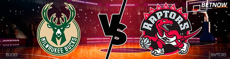 Milwaukee Bucks vs. Toronto Raptors Betting - NBA Odds - Friday, February 23