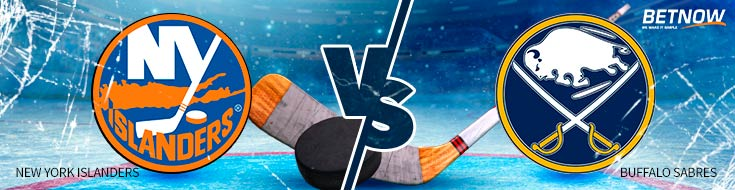 New York Islanders vs. Buffalo Sabres BetNow Sportsbook Odds and Preview - Thursday February, 8th
