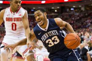 Ohio State vs. Penn State Basketball - NCAA Basketball Betting Odds - Thursday, February 15