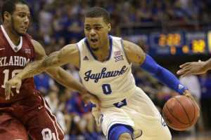 Oklahoma vs. Kansas Basketball - Player vs. Player -