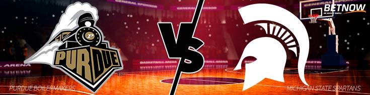 Purdue-Boilermakers-vs-Michigan-State-Spartans