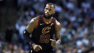 2018 NBA All-Star Game Betting - Team LeBron - Sunday, February 18
