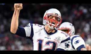 Tom Brady- New England Patriots